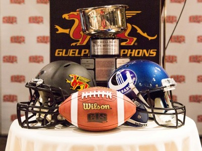 MITCHELL BOWL: Host Gryphons, visiting Carabins ready for national semi-final