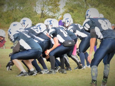 #CFCHSFB (ONT – GBSSA): St. Theresa's thundering its competition