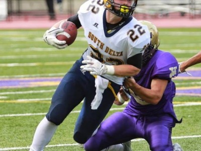 NCAA Signing day: CFC100 McDonald heading to Maine