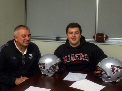 """Local recruit envisions """"bright future"""" for Gee-Gees"""
