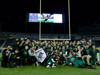 2017 High School Team Previews (MB): CFC50 Vincent Massey Trojans focus on fundamentals