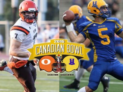 CJFL: Canadian Bowl Quarterback Comparison