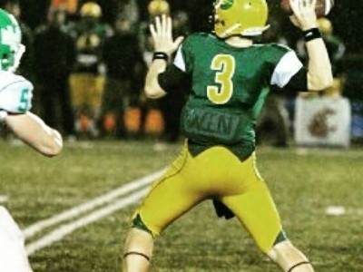 QB Morand embracing opportunity