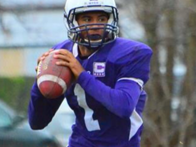 QB Ford feels right at home on the gridiron