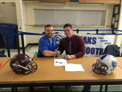 Manitoba recruit signs with Mounties (VIDEO)