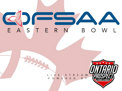 2015 OFSAA Eastern Bowl (GAME VIDEO)