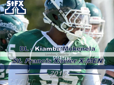 """London recruit """"excited to see where future takes"""" him at StFX (VIDEO)"""