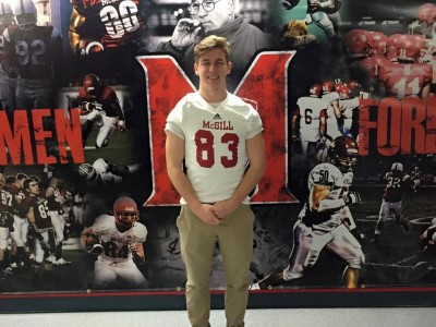 "CEGEP recruit ecstatic for ""golden opportunity"" with McGill (VIDEO)"