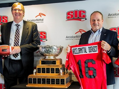 CIS announces McMaster as host of 2016 & 2017 Vanier Cups