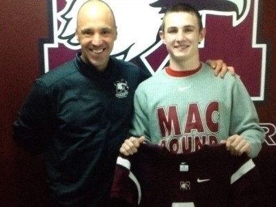 """Local recruit feels McMaster is """"best fit"""""""