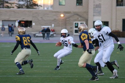 CCH vs RNC 2015 #51 on offense
