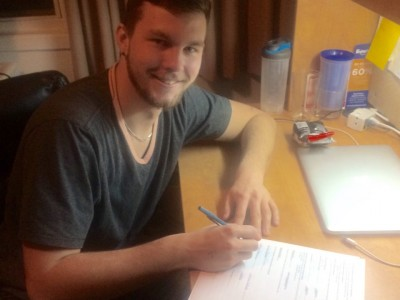 Belief in skills prompted Port Perry recruit to sign with Blues