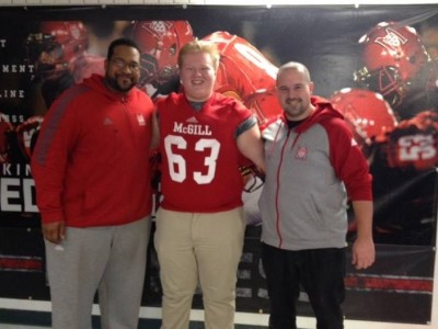 "McGill ""best decision of my life"" says Oakville recruit (VIDEO)"