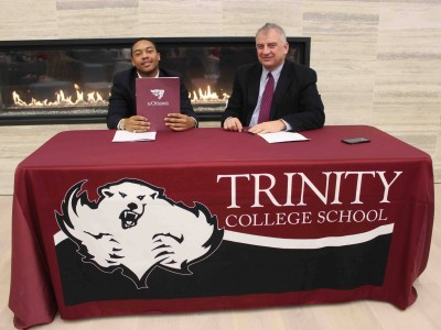 """Montreal recruit """"excited"""" for opportunity with Gee-Gees (VIDEO)"""