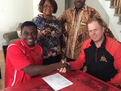 Laval secures fourth #CFC100 recruit (VIDEO)