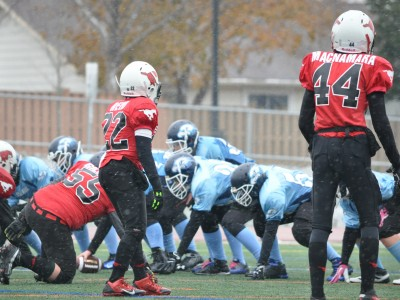 Ontario Prospect Challenge Profile: Stampeder looking for skills development (VIDEO)
