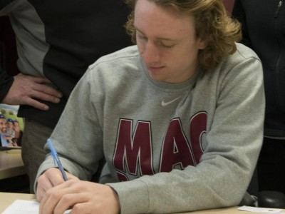 Brantford recruit hopes to contribute to McMaster's future success