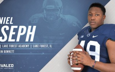 #CFC100 DL Joseph signs with NCAA's Penn State Nittany Lions (VIDEO)