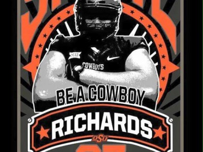 Calgary offensive tackle commits to NCAA's Oklahoma State Cowboys (VIDEO)