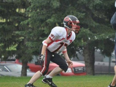 Speed and agility main goals for DB Harbachuk this offseason