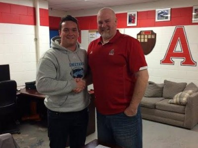Axemen sign pair of local recruits (VIDEO)