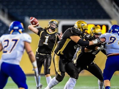 Bisons to play first ever CIS game during preseason on Vancouver Island