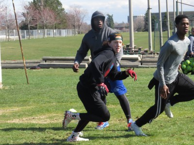 #CFCOPC PLAYERS TO WATCH: Team Halton-Peel Sophomore LB Sedore unfazed by big stage