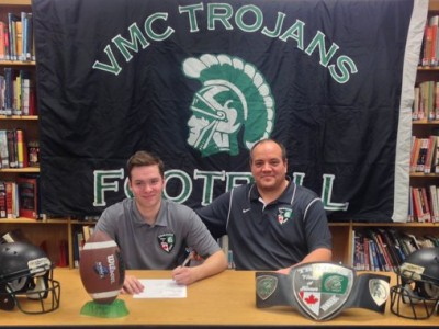 """McGill has """"growing and ambitious team of winners"""" says Manitoba recruit (VIDEO)"""