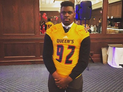 Hamilton recruit looks ahead to being part of Queen's tradition (VIDEO)