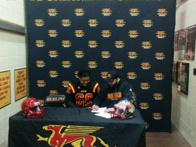 "Recruit ""felt welcomed and a part"" of Guelph (VIDEO)"