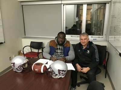 "Gee-Gees ""best decision"" for local recruit (VIDEO)"