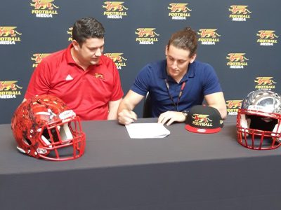 "Guelph made Kingston recruit ""feel right at home"" (VIDEO)"