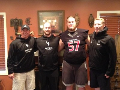"Carleton ""on the rise"" says Whitby recruit"