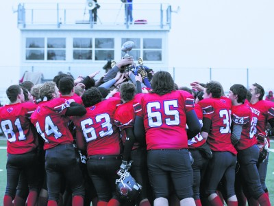 CDMFA PLAYOFF PREVIEW (Edmonton Minor): Red Dogs motivated to win for city