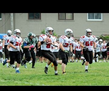 OVFL: Ironmen's QB Di Pietro has learned a lot from coaches