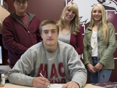 Team atmosphere prompted London recruit to opt for McMaster (VIDEO)