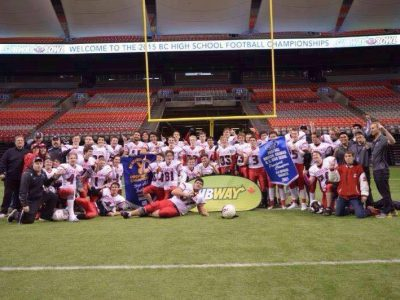 #CFC50 high school preview (BC): Carson Graham Eagles