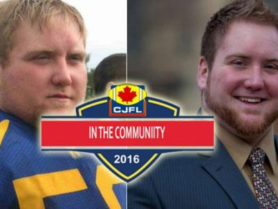 CJFL in the Community (AUDIO)