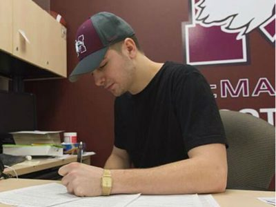 "McMaster's ""constant interest"" selling point for St. Catharines recruit (VIDEO)"
