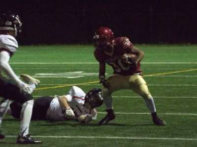 OVFL GAME PREVIEW: Varsity Spears ready for tough game against Ironmen