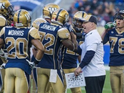 UBC announces Tracey as Defensive Coordinator