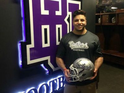 """CEGEP recruit finds """"perfect fit"""" with Bishop's defence"""