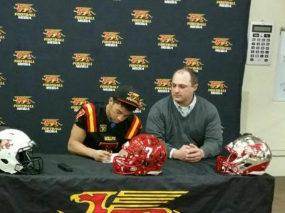 "St. Catharines recruit ""happy about decision"" to sign with Guelph (VIDEO)"
