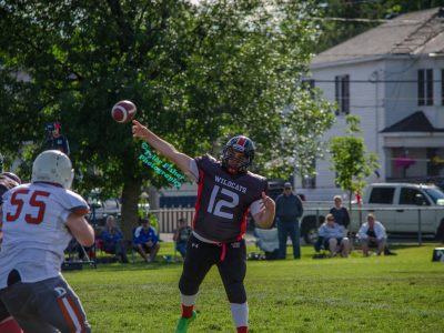 #OVFL: Wildcats quarterback duo fuelled each other's success