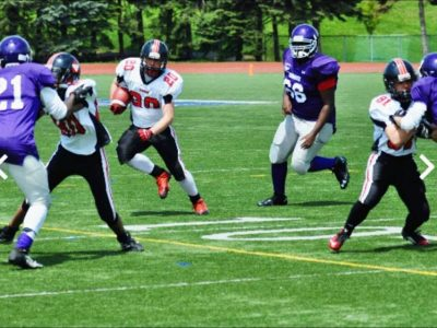 OVFL & OFC JUNIOR VARSITY RECAP (8): Myers Riders & Jr. Mustangs still perfect; Stampeders invincible