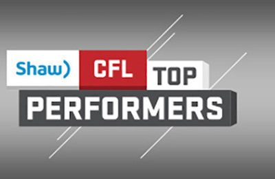 SHAW CFL top performers (14): Wilder Jr., Adams and Davis