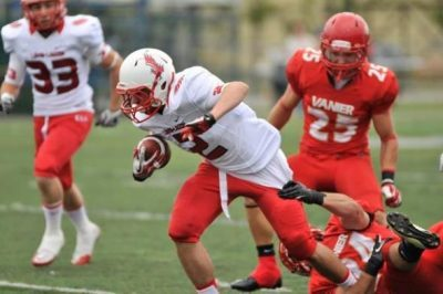 #CFC10 CEGEP (coll. div. 1) preview: [3]: Will #CFC100 Vanier LB and teammates be able to stop the Phénix?