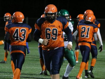 "CFC100 Lavallee has ""amazing, God given size and ability"""