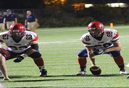 #CFC50 HS game preview (NB): Titans preparing for physical battle against Olympiens
