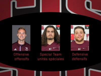 CIS players of the week (7): OUA standouts sweep Week 7 honours